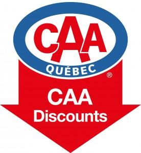 CAA Logo Rabais ENG