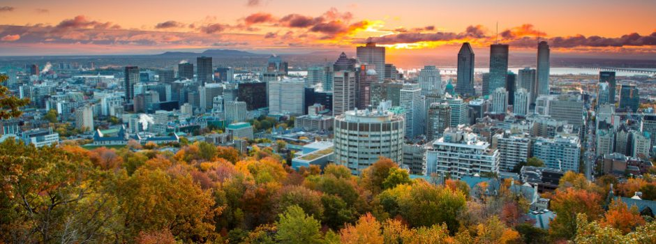 Travel From Montreal To Quebec City By Bus