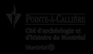 Logo Musée Pointe-à-Callière