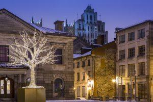Visite guidée Secrets de Noel du Vieux-Montréal