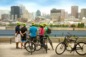 Visite guidée à vélo Montréal Plus