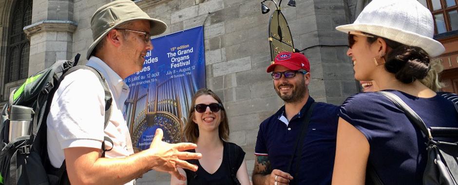 Explore Old Montréal