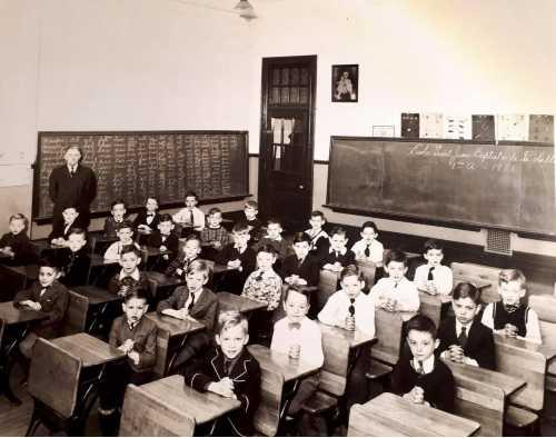 Atelier scolaire École d'autrefois par Guidatour