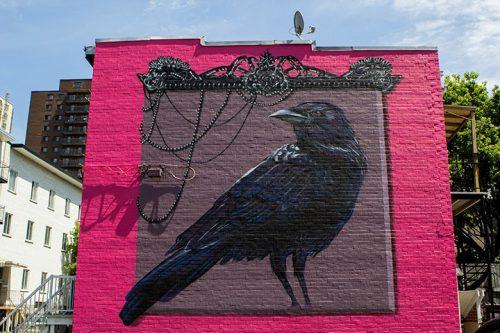 Murale de Melissa Del Pinto