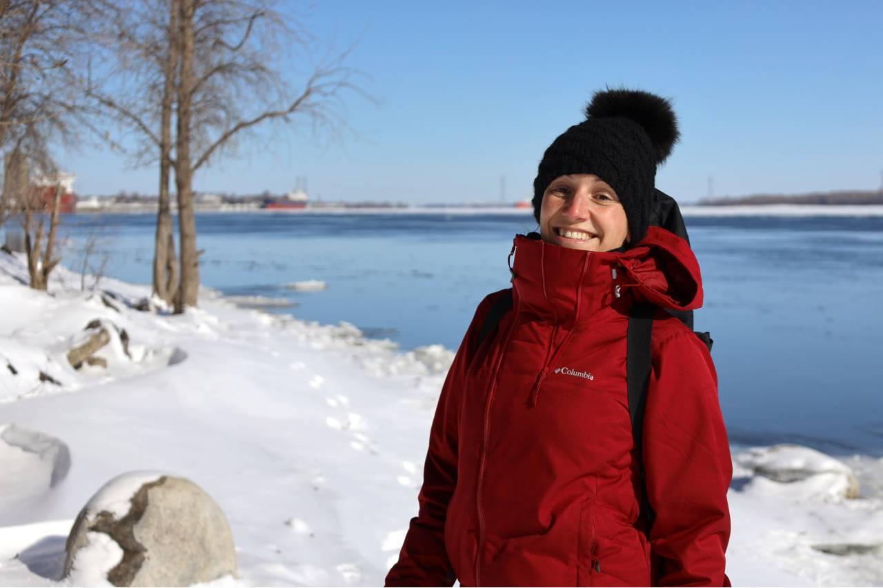 Andréanne Roy-Plourde guide de Montréal Guidatour